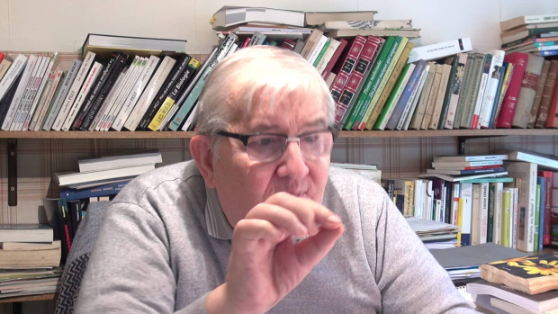 Trois questions à Jean Marie Pelt