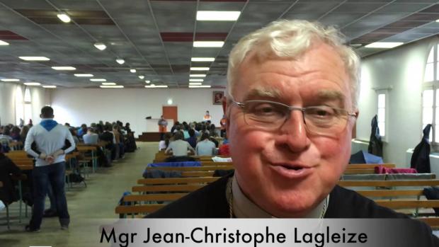Mgr Lagleize : Pélé Jeunes