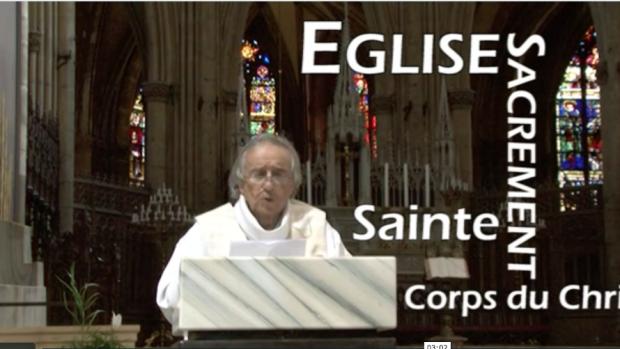 Extrait vidéo-vatican II