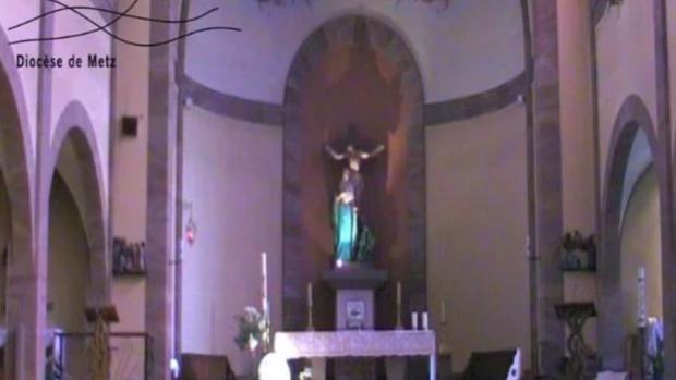 Sanctuaire Notre Dame (Sarreguemines)