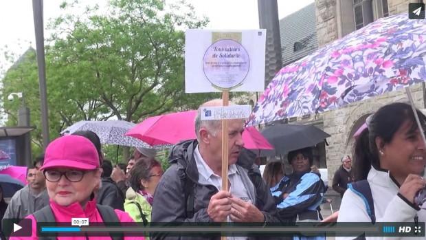 Marche du Secours Catholique