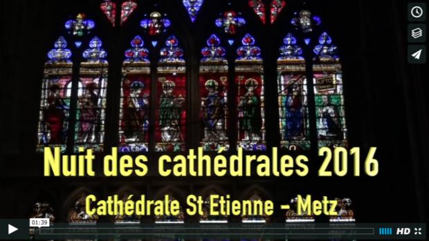 Nuit des cathédrales 2016