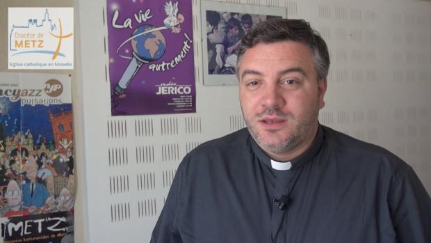 Christophe Weinacker, jubilé des prêtres