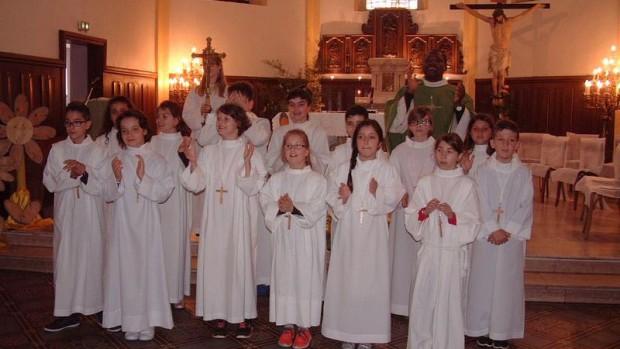 Servants d'autel Hayange-Serémange