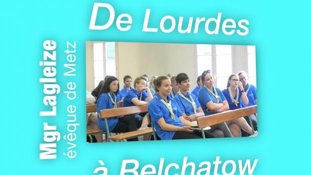 Mgr Lagleize - Jeunes