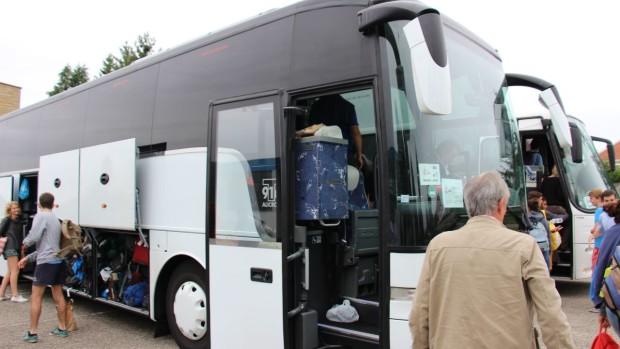 La délégation du Poitou-Charentes à Faulquemont