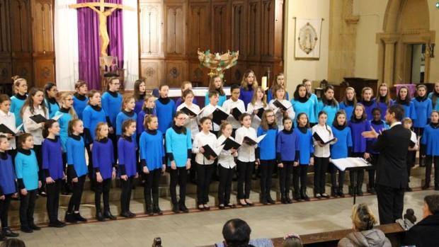 Les Petits Chanteurs à l'honneur
