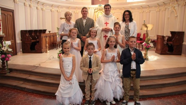 Walscheid-première-communion