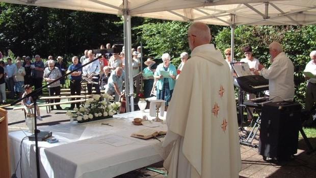 Messe à l'oratoire