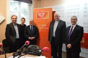 Lancement officiel RCF Jerico Moselle