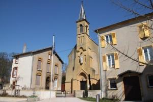 chapelle et maison scj