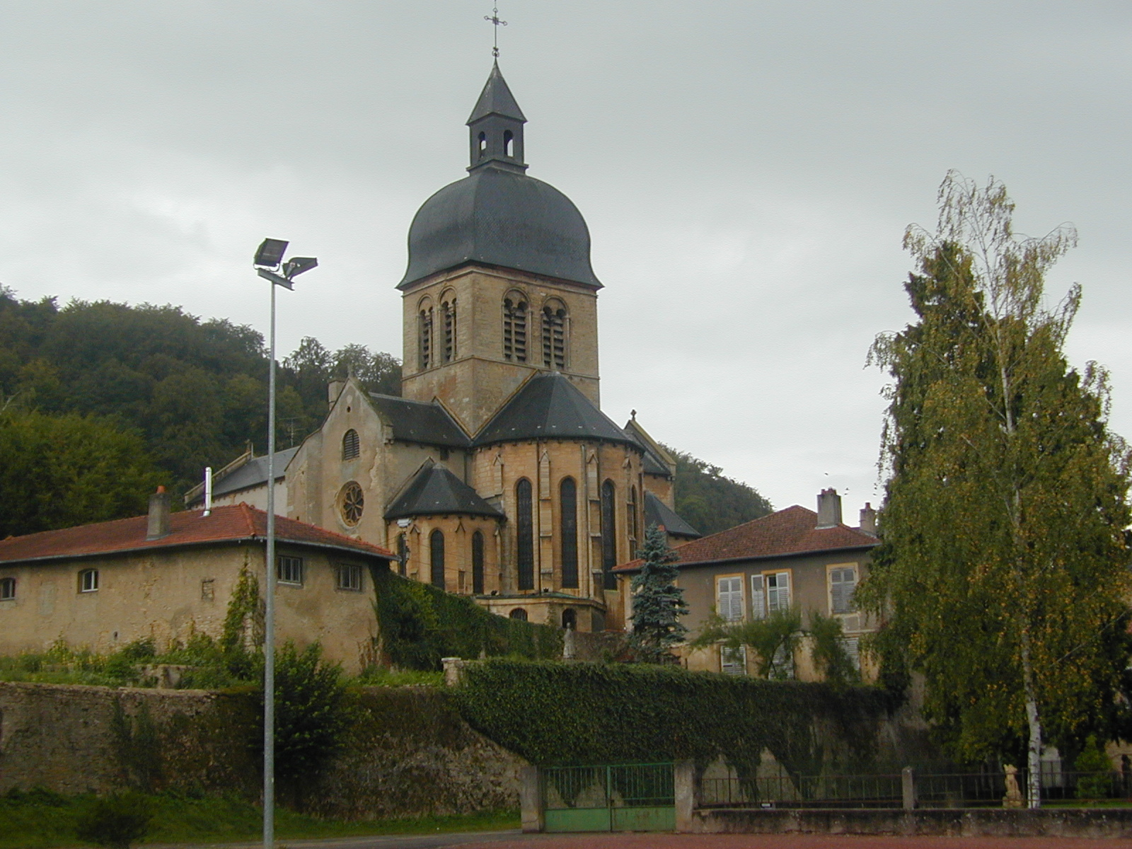 Eglise-Gorze
