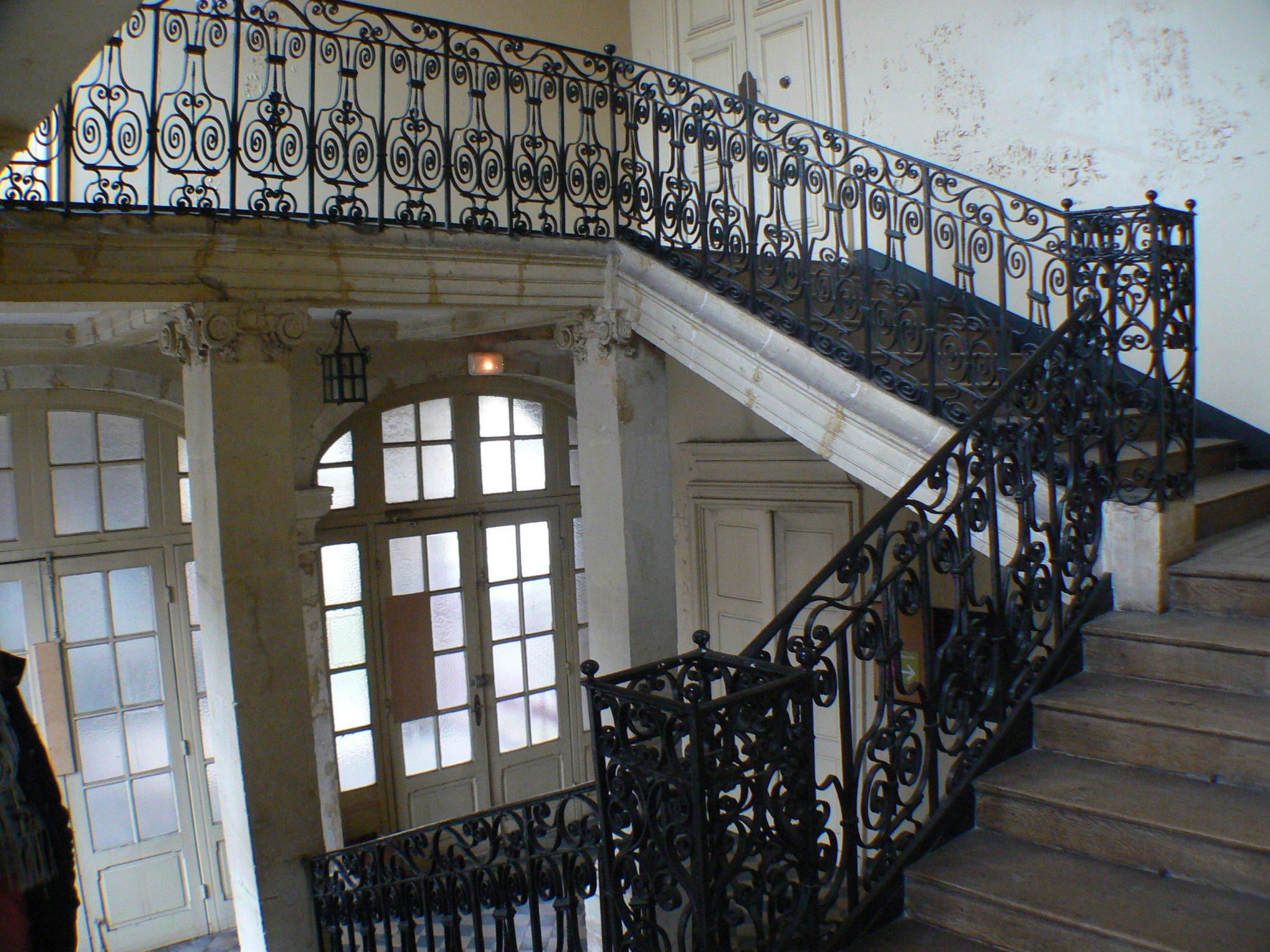 abbatial-escalier