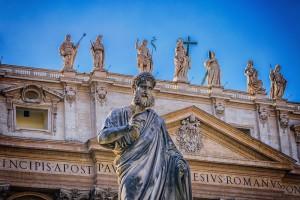 St Pierre - Rome