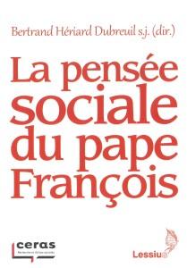 couv livre pensée sociale pape