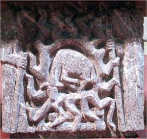 autel pied 1