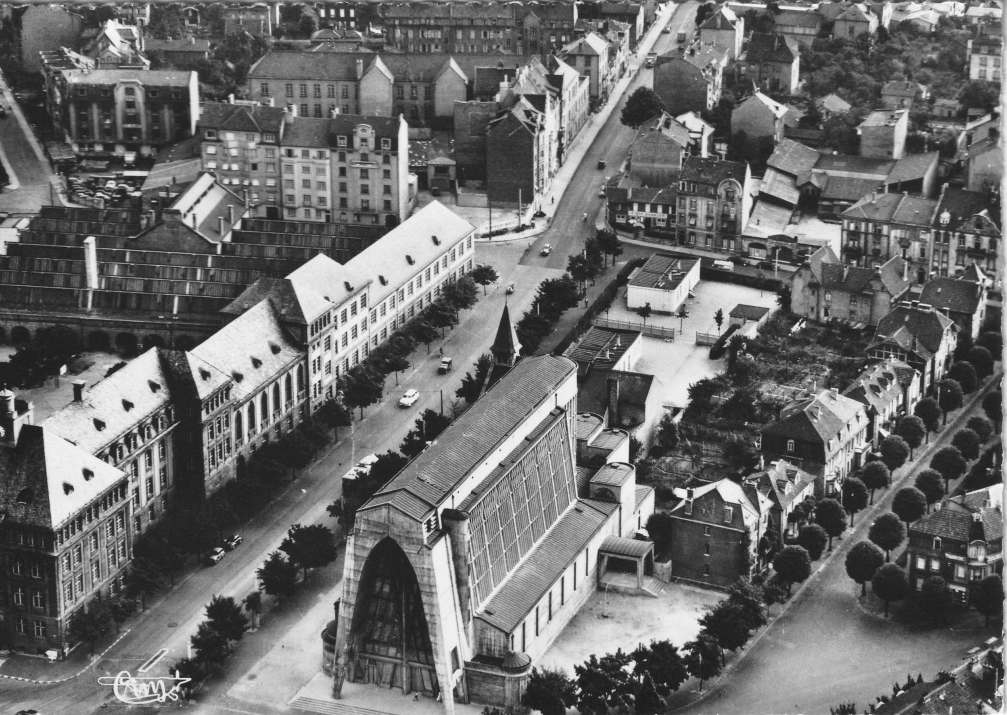Sainte-Thérèse vers 1955