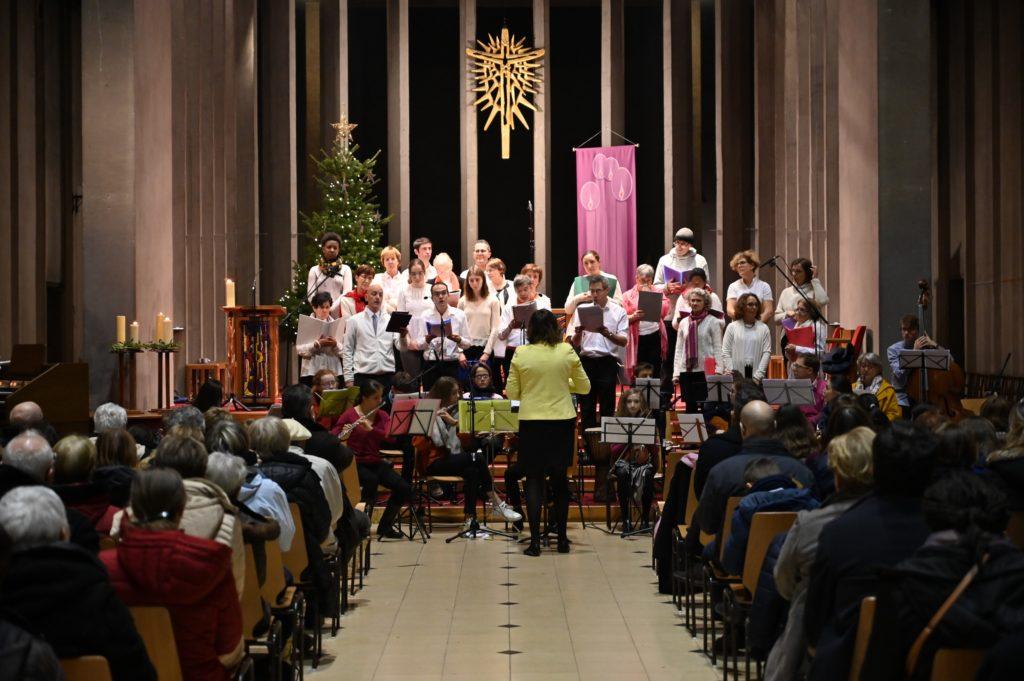 Concert de Noël Sainte Thérèse