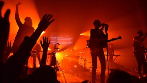 Concert de Glorious à Metz